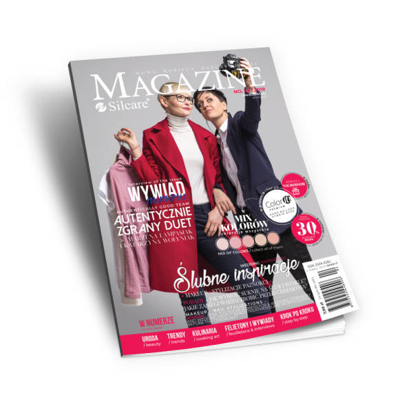 Silcare Magazine No 35 + GRATIS