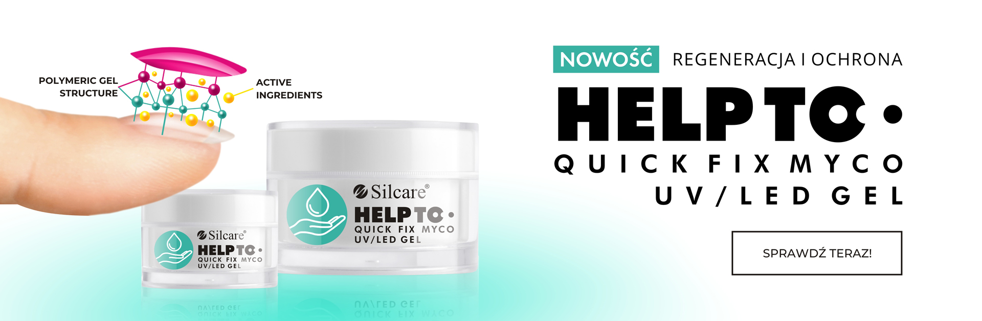 HELP TO… Quick Fix Myco UV/LED Gel