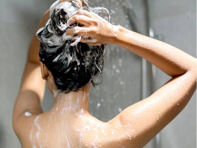 Washing your hair - are you sure you do it right?