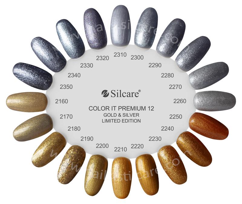 SILCARE Color It Premium 11