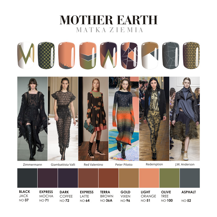 SILCARE TRENDS Mother Earth