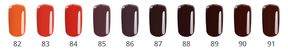 Base One Color Gel Wybierz Kolory Nails Silcare